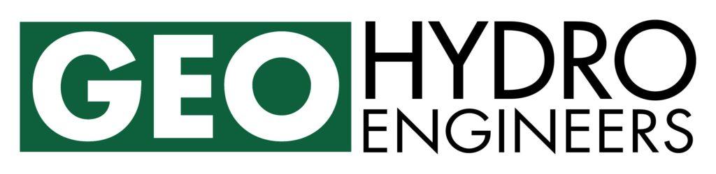 Big Geo-Hydro Logo on White Background