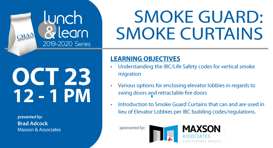 October 23 Lunch & Learn