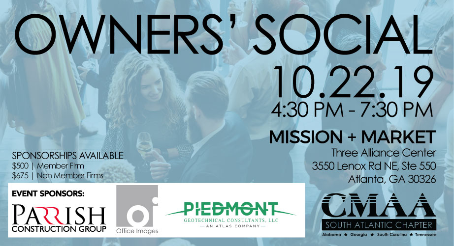 Owners' Social October 2019
