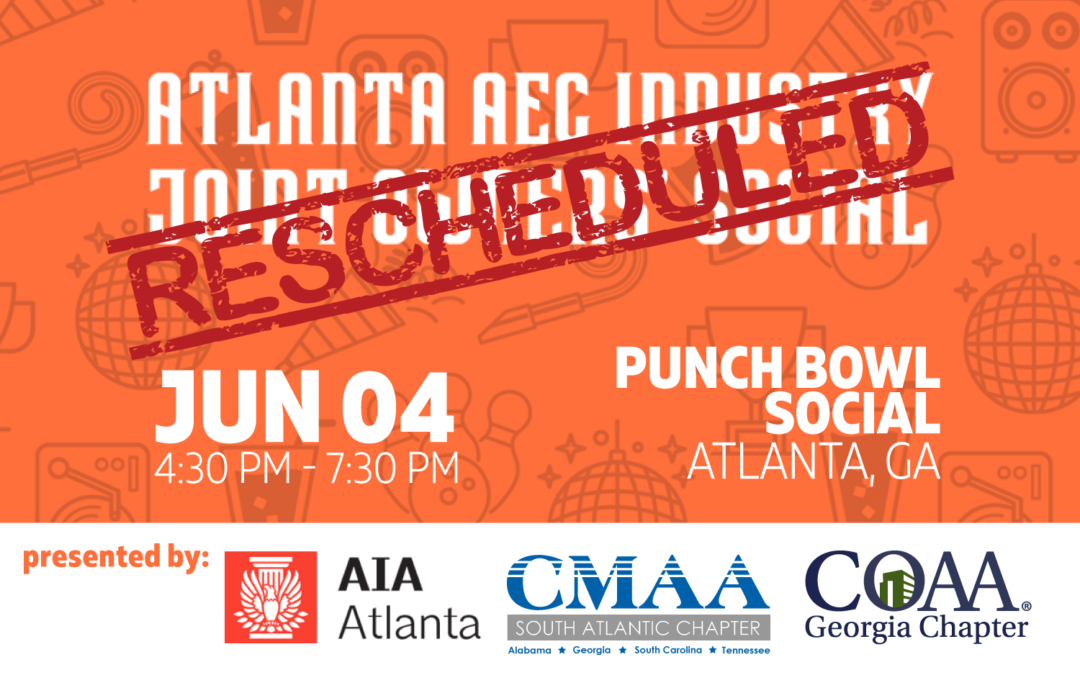 Atlanta AEC Industry Joint Owners' Social