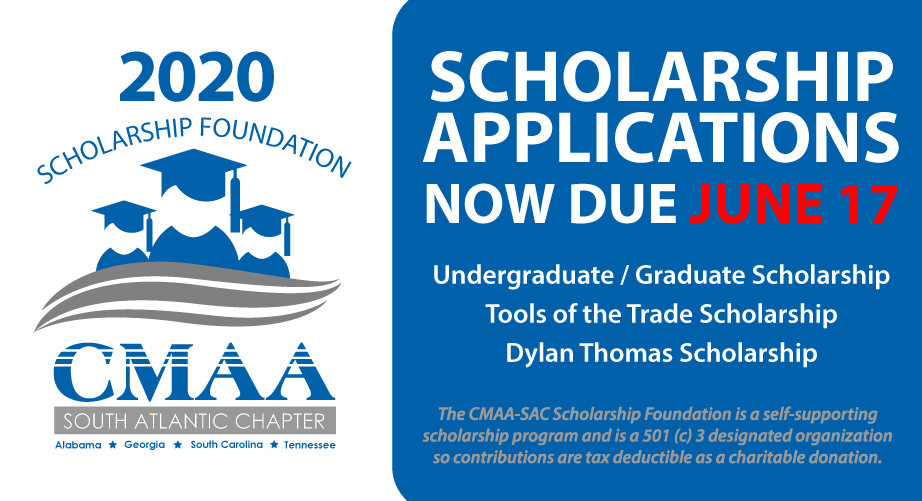 2020 Scholarship Entries Due