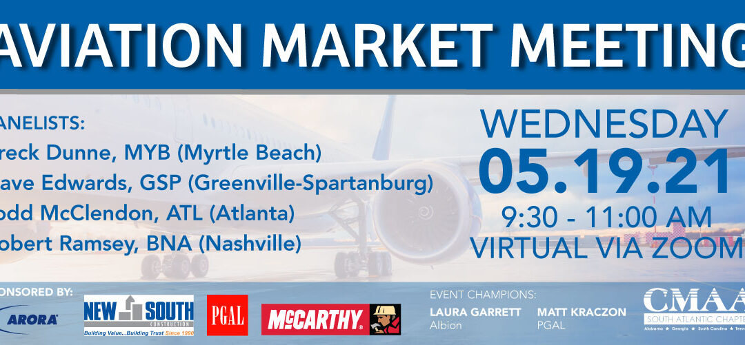 May 19 Virtual Market Meeting